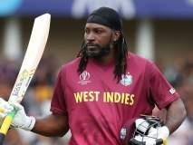 India vs West Indies ODI : सामना रद्द झाला; पण गेलने इतिहास रचला