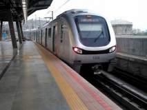 घाटकोपर मेट्रो स्थानकावर प्रवाशांसाठी जागा वाढवणार
