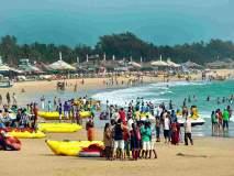 गोव्यातकिनाऱ्यांवरदेशी पर्यटक आणि जीवरक्षकांमध्ये संघर्ष