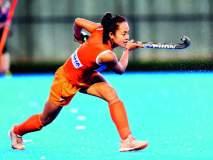 हॉकी मालिका : भारतीय महिला संघाची ग्रेट ब्रिटनवर मात