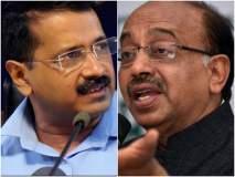 'दिल्लीत सत्तांतर अटळ; केजरीवालांनी आताच अण्णा हजारेंना शरण जावे'