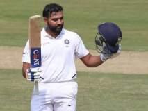 India vs South Africa, 1st Test: वीरू, गब्बरला जे नाही जमलं ते हिटमॅनने करून दाखवलं
