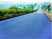 कर्नाटकातील रस्ता लय भारी! कोगनोळी ते हुबळी । दर्जेदार सुविधा