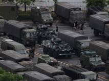 टँक-हत्यारं घेऊन चीनचं लष्कर सज्ज, कुठे करणार चीन इतकी मोठी कारवाई?
