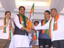 महाराष्ट्र निवडणूक निकालः हर्षवर्धन पाटलांना 'दे धक्का', इंदापूरमधून दत्तात्रय भरणेंची राष्ट्रवादी पुन्हा