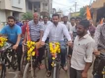 Maharashtra Election 2019: शिवसेना लहान भाऊ झाला का? खासदार धैर्यशील माने म्हणतात...