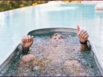 'आईस बाथ'मध्ये दडलंय मोहम्मद शमीच्या यशाचे रहस्य