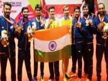 पॅरा आशियाई क्रीडा; पहिल्या दिवशी भारताने जिंकली पाच पदके
