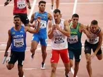 जागतिक अॅथलेटिक्स स्पर्धा :भारतीय मिश्र रिले संघ ऑलिम्पिकसाठी पात्र
