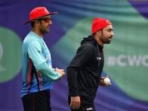ICC World Cup 2019 : भारताविरुद्धची मॅच म्हणजे पूर्वीपेक्षा चांगला परफॉर्मन्स करण्याची संधी - रशीद खान