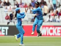 India vs South Africa : भारतीय महिलांचा आफ्रिकेवर रोमहर्षक विजय, मालिकेत निर्भेळ यश