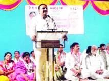 Maharashtra Assembly Election 2019 :मुख्यमंत्र्यांनी आश्वासनांच्या पुड्या सोडल्या : जयंत पाटील