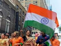 हिना खानने परदेशात फडकावला भारताचा झेंडा, पहा तिचे हे फोटो