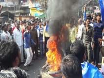 भीमा-कोरेगाव हिंसाचार : महाराष्ट्र बंद मुळे जळगाव जिल्ह्यातील जनजीवन विस्कळीत