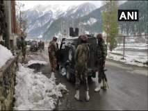 Jammu And Kashmir : गांदरबल चकमकीत दोन दहशतवाद्यांचा खात्मा
