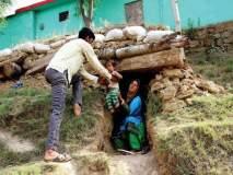 भारत-पाक सीमेवर नागरिकांसाठी 'सुरक्षाकवच'; उभारले जाणार 14 हजार बंकर्स
