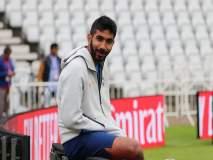 ICC World Cup 2019 : चर्चा तर होणारच... जसप्रीत बुमराहचं 'या' अभिनेत्रीशी अफेअर? कोण आहे ती?