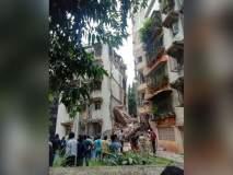 Mumbai Building Collapse: खारमध्ये पाच मजली इमारतीचा भाग कोसळल्याने एका चिमुकलीचा मृत्यू