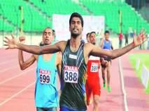 Asian Games 2018 : भारताच्या जिन्सन जॉन्सनला 1500 मी.मध्ये सुवर्णपदक