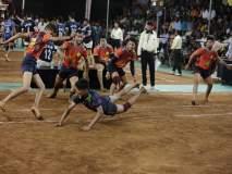 राज्यस्तरीय पुरुष गट कबड्डी स्पर्धा : अंकुर, सत्यम संघांची विजयी सलामी