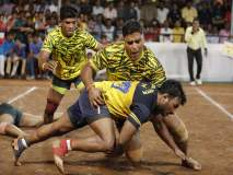 राज्यस्तरीय पुरुष गट कबड्डी स्पर्धा : विजय क्लब, जय भारत उपांत्य फेरीत
