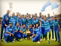 कर्नाटक संघाने ट्वेंटी-20 क्रिकेटमध्ये रचला इतिहास; मोडला KKRचा पाच वर्षांपूर्वीचा विक्रम