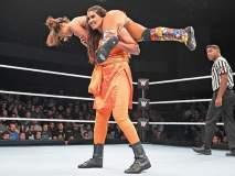 पंजाबी ड्रेस आणि कंबरेला ओढणी बांधून WWEच्या रिंगमध्ये उतरणारी भारतीय महिला खेळाडू
