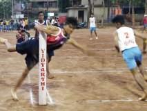 खो खो : सरस्वतीं स्पोर्ट्स क्लब उपांत्य फेरीत