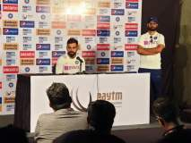 India vs South Africa, 2nd Test : रोहितच्या कसोटीतील सलामीबाबत कोहली म्हणतो...