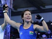 जम्मू-काश्मीरमधील कलम 370 हटवल्यावर चांगले खेळाडू घडतील - मेरी कोम