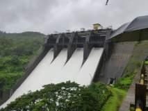 कोयना धरणामध्ये 103.40,वारणा धरणात 33.95 टी.एम.सी पाणीसाठा
