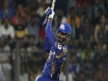 IPL 2018 : मुंबईचे चेन्नईपुढे विजयासाठी 166 धावांचे आव्हान