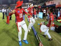 IPL 2019 : हॅट्ट्रिकनंतर प्रीती झिंटा आणि कुरन यांनी केला भांगडा, व्हिडीओ झाला वायरल