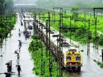 रेल्वेचे पंप ठरले कुचकामी, सुमारे १ हजार ७०० लोकल फेऱ्या रद्द