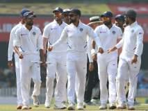 India Vs South Africa, 3rd Test : भारताचा विजयोत्सव बघायला पाहा आला तरी कोण; बीसीसीआय केला फोटो पोस्ट