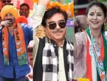 Lok Sabha Election 2019 : 'या' स्टार्सना राजकीय पडदा ठरला तारक-मारक!