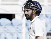 Breaking : आफ्रिकेविरुद्धच्या कसोटी मालिकेसाठी टीम इंडियाची घोषणा; लोकेश राहुलला डच्चू