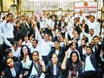 दिल्लीतील वकिलांचे काम तिसऱ्या दिवशीही बंद; आत्मदहनाचा दिला इशारा