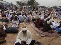 इस्लामाबादेत मौलानांच्या नेतृत्वात आंदोलक एकत्र;पंतप्रधान इम्रान खान यांच्या राजीनाम्याची मागणी