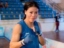 'आयओसी'कडून मेरी कोम टोकियो ऑलिम्पिकसाठी ब्रॅण्ड अॅम्बॅसिडर