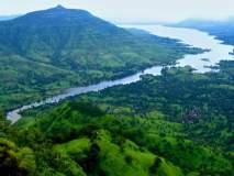 पर्यटकांची वाहने महाबळेश्वरकडे : पर्यटन हंगामाच्या सुरुवातीस वाहतुकीची कोंडी !