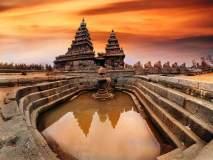 सुंदर आणि भव्य वास्तूशिल्पांसाठी ओळखलं जातं 'महाबलीपुरम'!