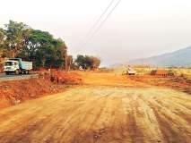आमदारांच्या दणक्यानंतर आली जाग : महामार्ग चौपदरीकरण