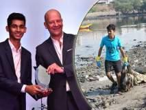 जय 'मल्हार'... दादर चौपाटीवरचा १००० टन कचरा हटवणाऱ्या मराठमोळ्या तरुणाचा UN कडून सन्मान