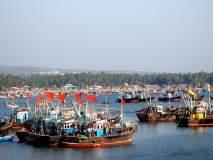 मालवण समुद्रातील कर्नाटकाची मासेमारी नौका ताब्यात;मत्स्य विभागाची धडक कारवाई