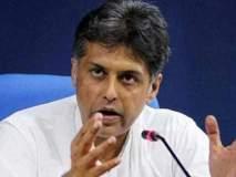 Maharashtra Assembly Election 2019 : आर्थिक मंदी भाजपाच्या चुकीच्या धोरणांमुळे : मनीष तिवारी