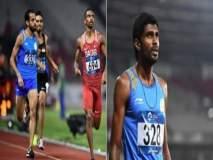 Asian Games 2018: एकाच स्पर्धेत भारताच्या मनजितला सुवर्ण, तर जॉन्सनला रौप्यपदक