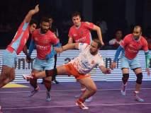 Pro Kabaddi League 2018: तमिळ थलायव्हाजच्या मनजीत छिल्लरचा पराक्रम