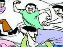 लांजा तालुक्यातील देवधे येथील माथेफिरू तरूणाचा आठजणांवर प्राणघातक हल्ला