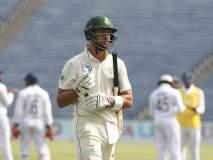 India vs South Africa, 3rd Test : दक्षिण आफ्रिकेच्या ओपनरची माघार; तिसऱ्या सामन्यापूर्वी पाहुण्यांना धक्का